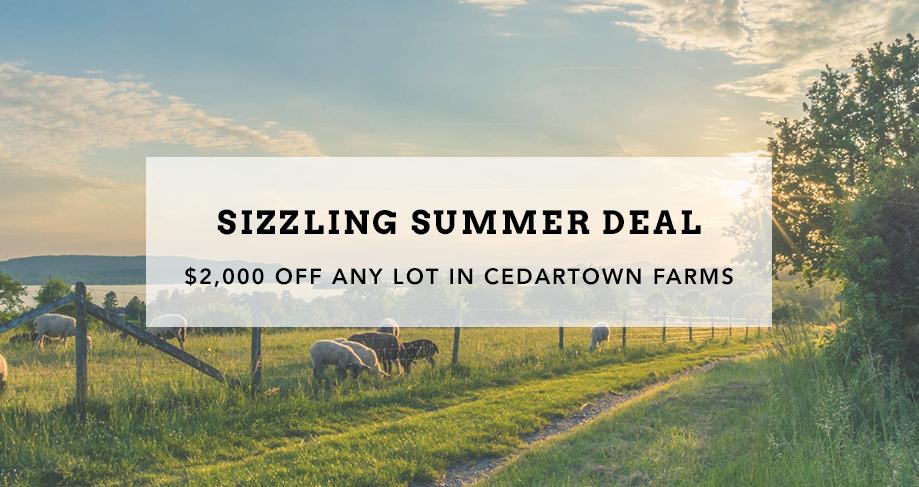 Cedartown Farms deal