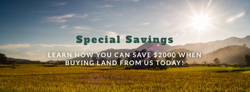 August Land Deal