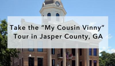 "Take the ""My Cousin Vinny"" Tour in Jasper County, GA"