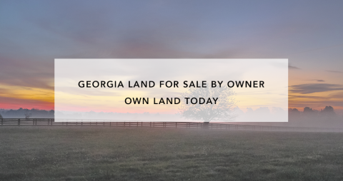 Georgia Land Deal