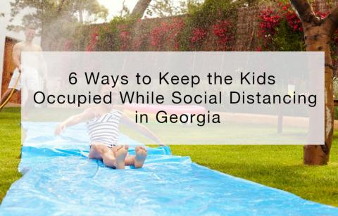 6 Ways to Keep the Kids Occupied During Spring Break in Georgia