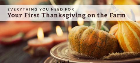 first rural thanksgiving