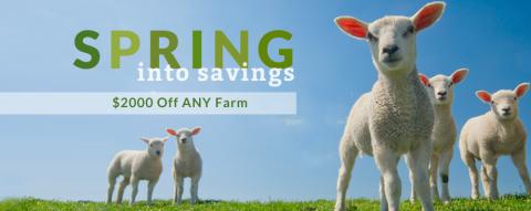 spring land deal