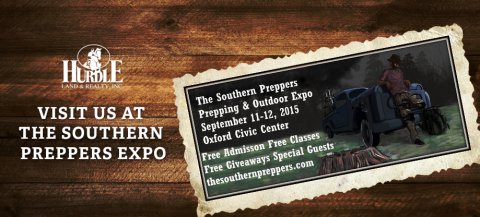 hurdle realty at southern preppers expo